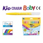 Flamastry Kid Couleur Baby BIC